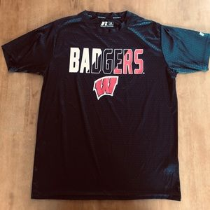 Russell Athletics Wisconsin Badgers T-Shirt